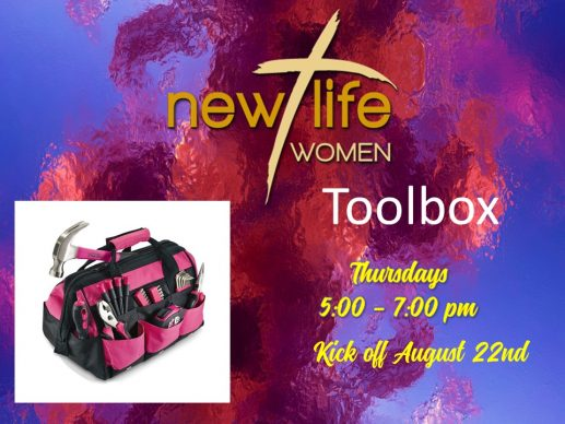 New Schedule for New Life: Toolbox for Women